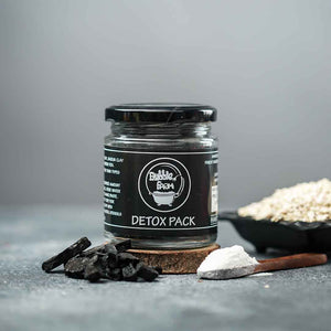 Charcoal Detox Face Pack