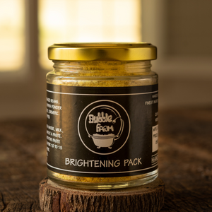 Besan and Green Gram Brightening Pack
