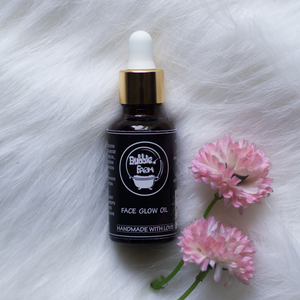 Argan and Hempseed Face Glow Oil