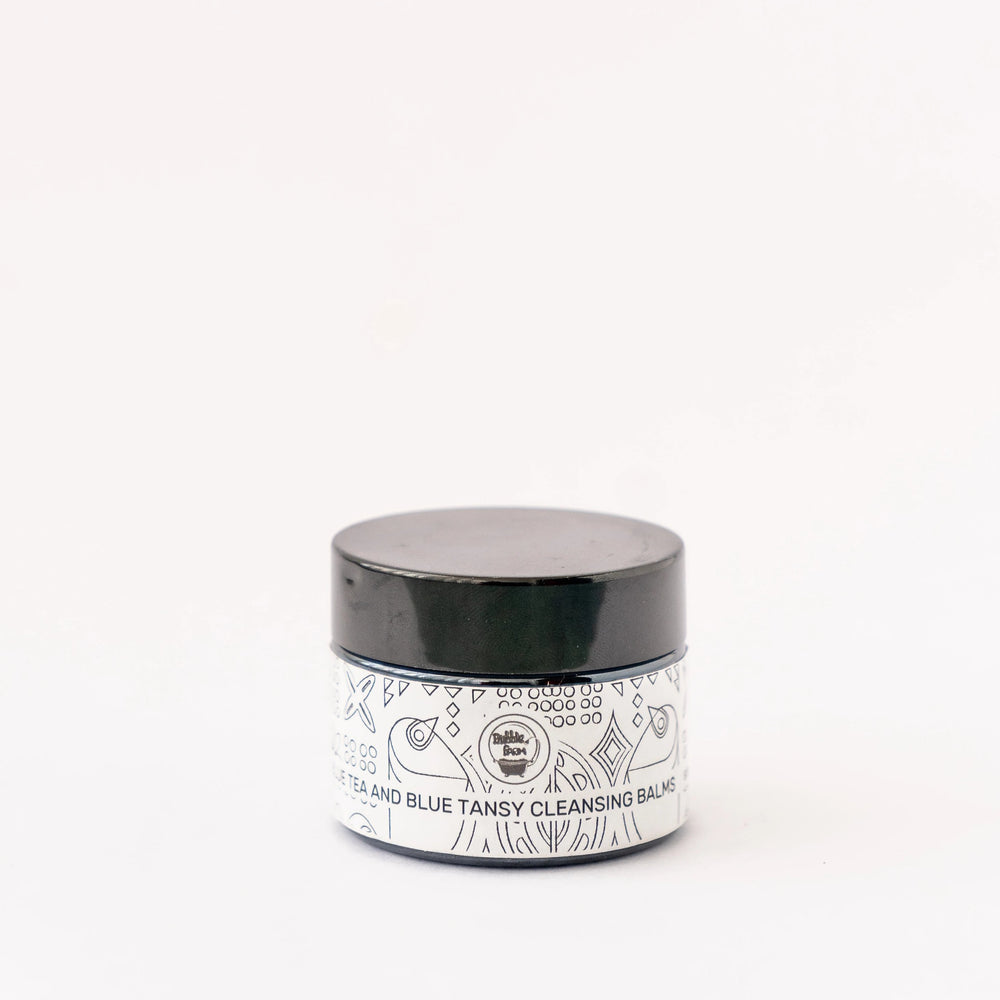 Blue Tea and Blue Tansy Cleansing Balm