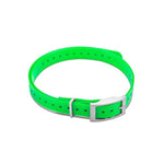 "Garmin 3/4"" Square Buckle Collar Strap - Green"