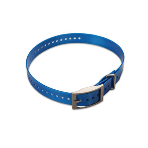 Garmin 1″ Collar Strap – Blue