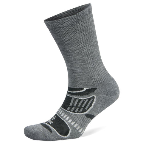 Balega Ultralight Crew Socks, Grey