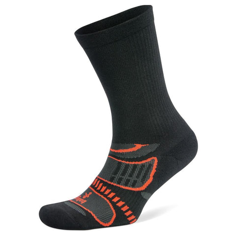 Balega Ultralight Crew Socks, Black