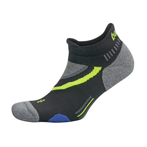 Balega UltraGlide No Show Socks, Black