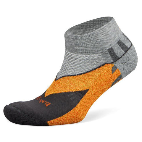 Balega Enduro V-Tech Low Cut Socks, Mid Grey