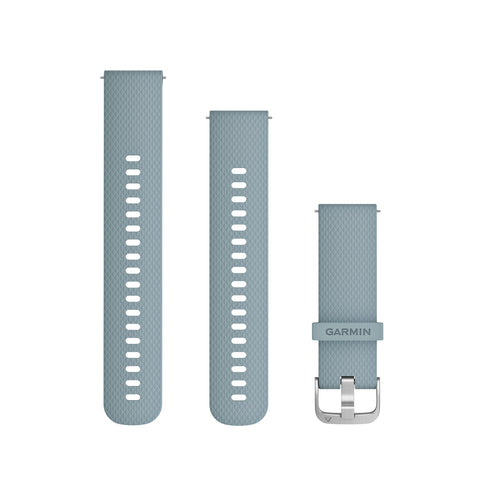 Garmin Quick Release Band 20mm - Seafoam Silicone