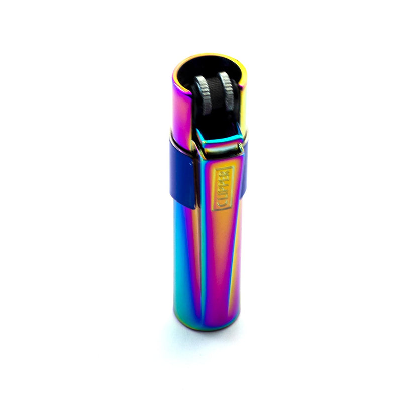 Kasher Metallic Clipper Lighter Icy Onesize