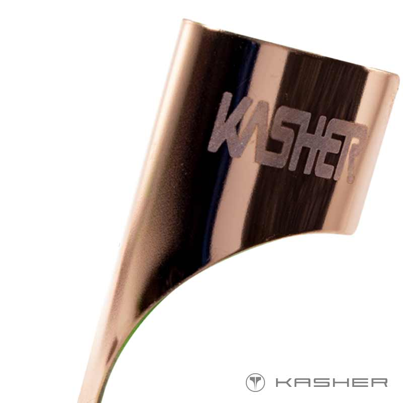 Gold Kasher Mini Lighter Tool