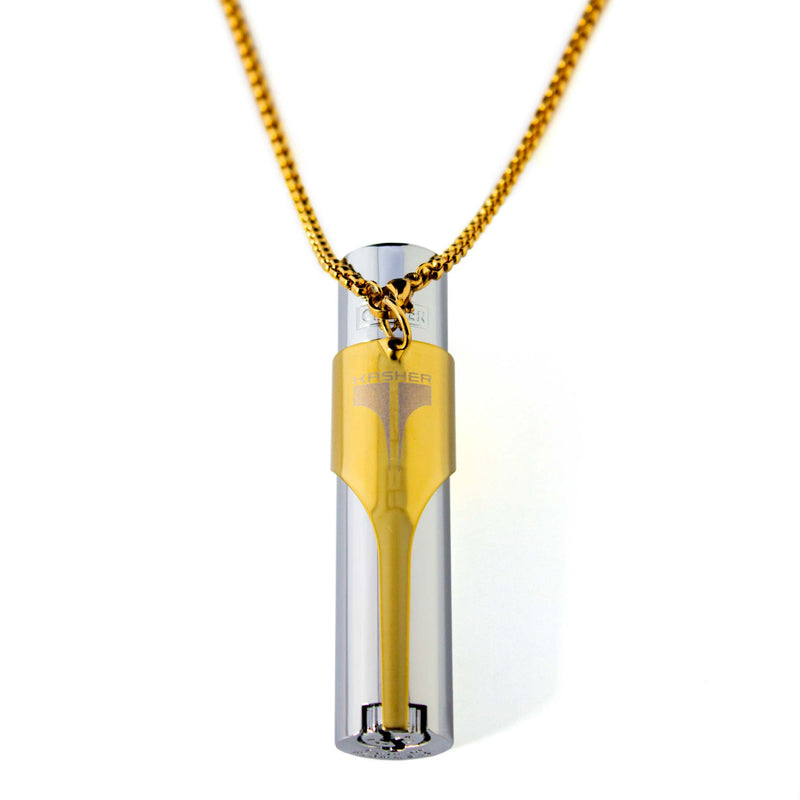 KASHER® NECKLACE