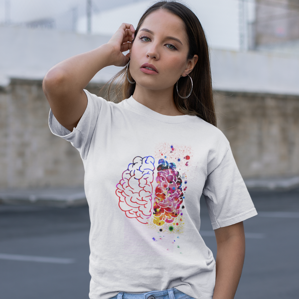 Creative Thoughts - Unisex 100% Organic Cotton T-Shirt