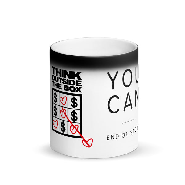 Flagship Motivation MAGIC Mug - Matte Black yosicollective.myshopify.com