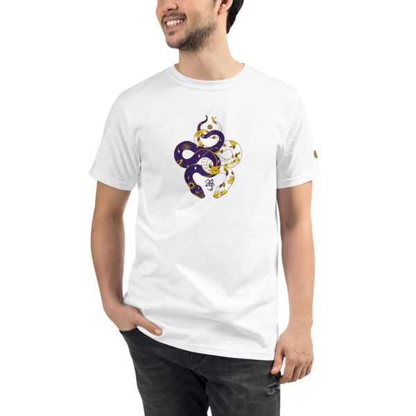 yosicollective,Mamba & Mambacita Tribute - Unisex 100% Certified Organic Cotton T-Shirt
