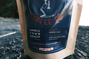 Small Town Roast - Medium - 340g