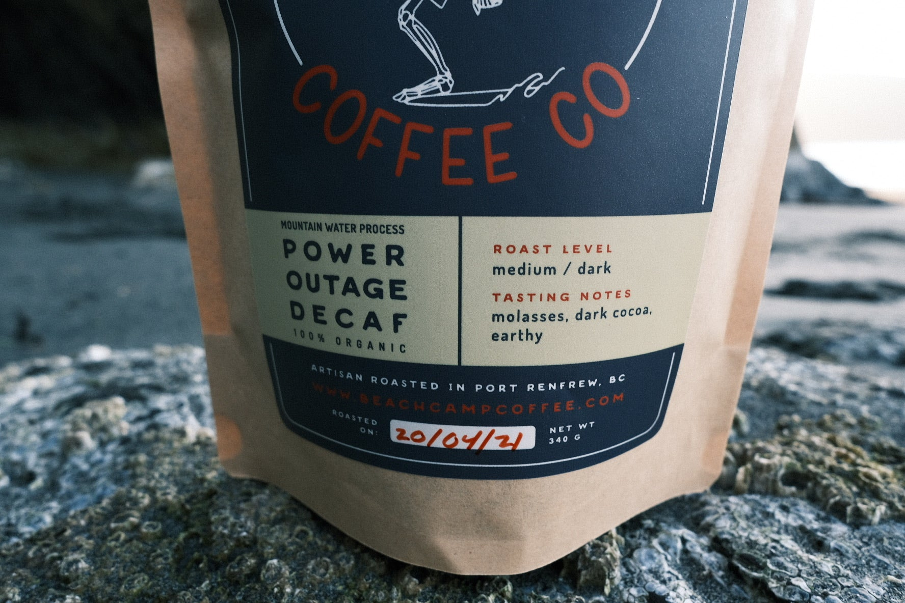 Power Outage Decaf - Medium - 340g