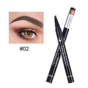 New Natural Tattoo Eyebrow Pen