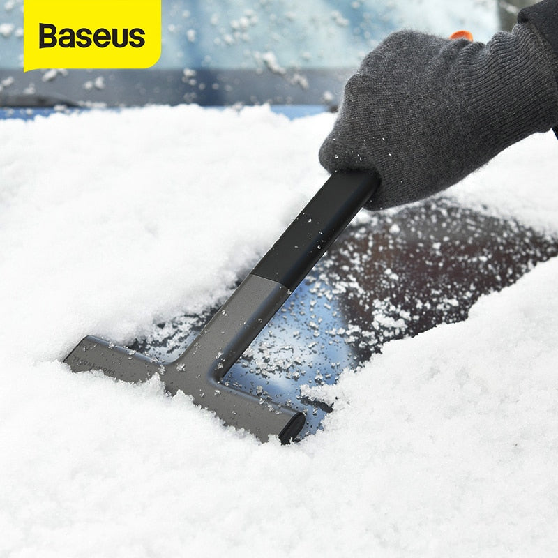 Snow Removal Car Windshield Window Snow Cleaning Scraping