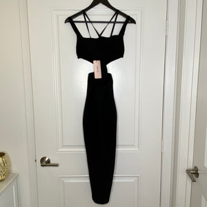 Black House Of CB Bandage Pencil Dress