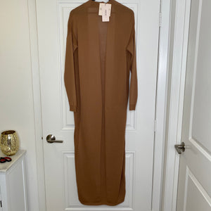Camel House Of CB Knit Duster