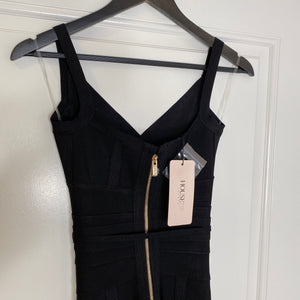 Black Bandage House Of CB Jumpsuit