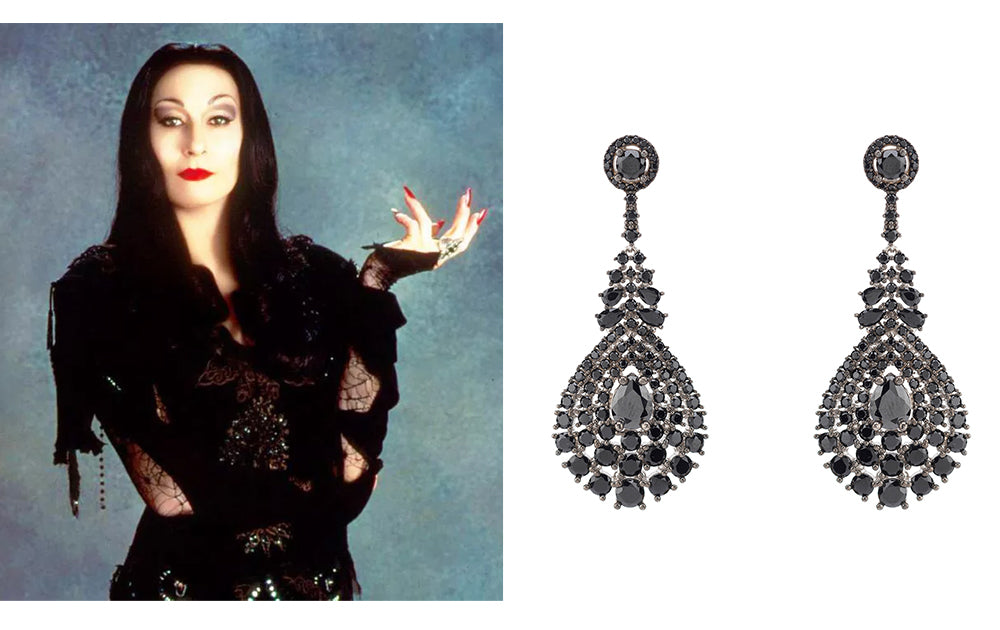 Morticia Addams Top Halloween Costume Ideas for Her