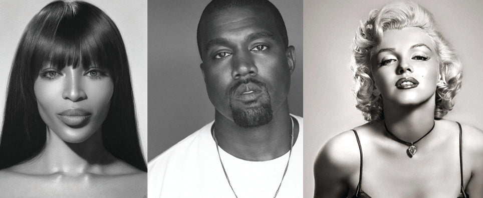 Famous geminis naomi campbell Kayne West and Marilyn Monroe