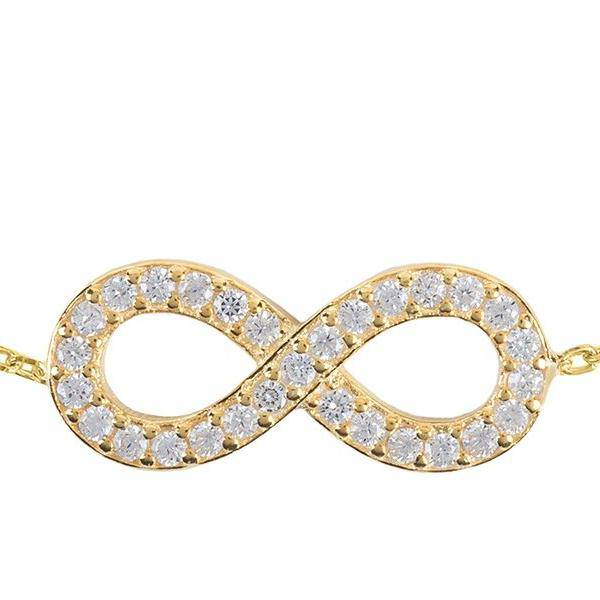 Eternity Bracelet Gold