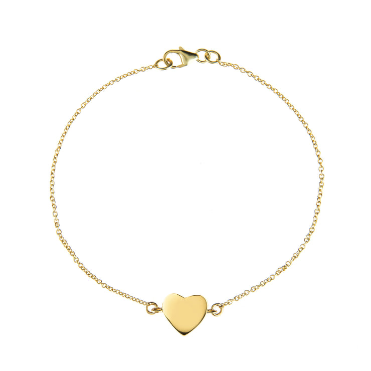 Cosmic Heart Bracelet - LATELITA