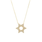 Star of David Necklace - LÁTELITA - 2