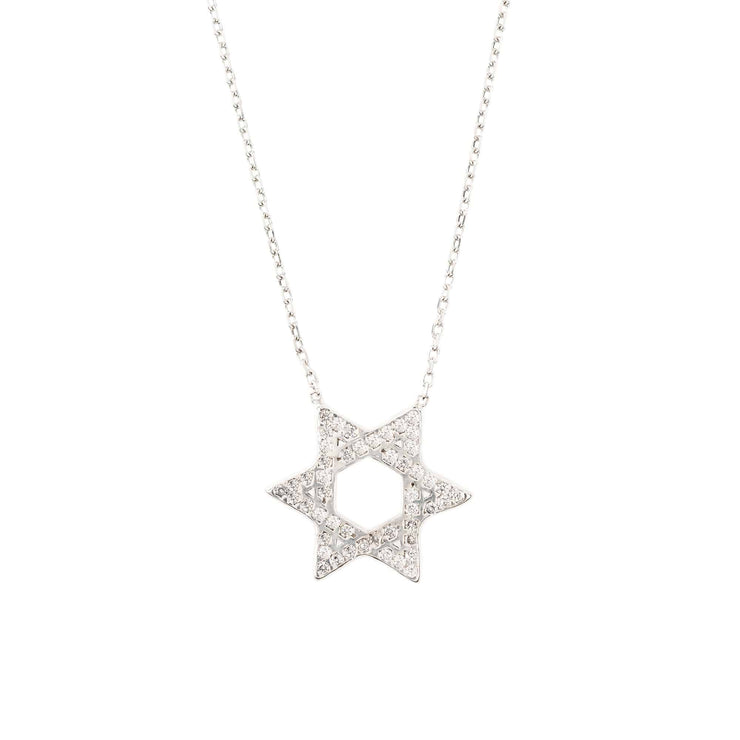 Star of David Necklace - LÁTELITA - 3