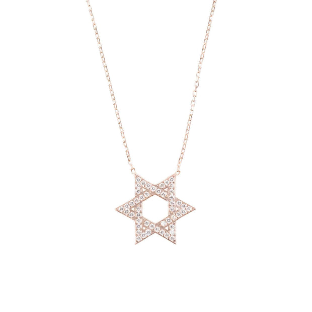 Star of David Necklace - LÁTELITA - 1