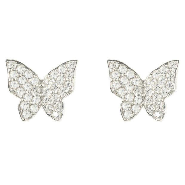 Closed Butterfly earring - LÁTELITA - 1