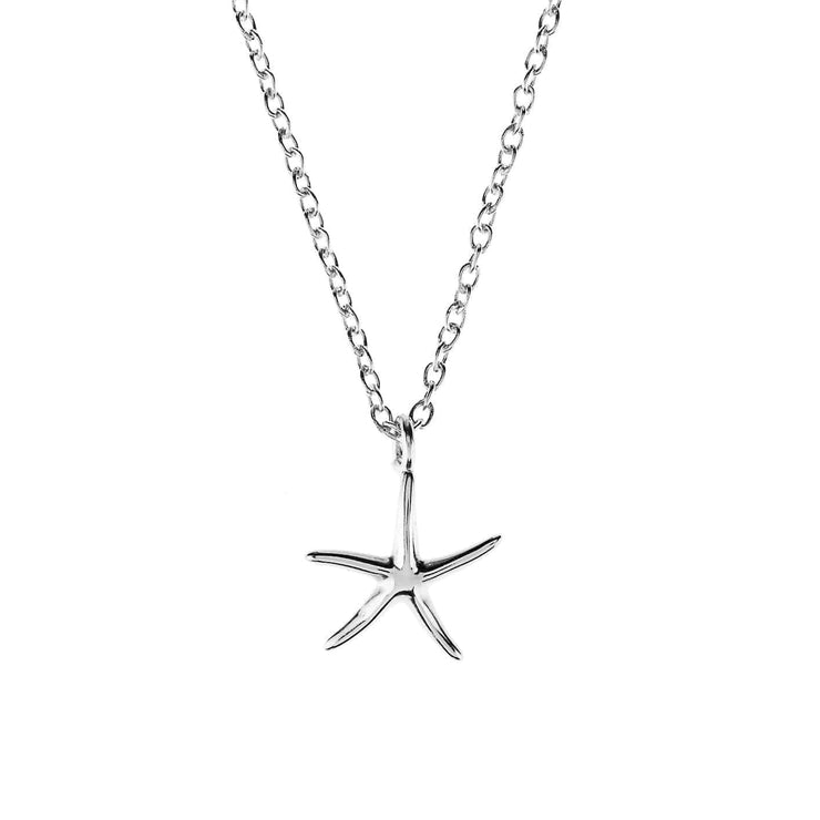 Petite Starfish necklace - LÁTELITA - 3