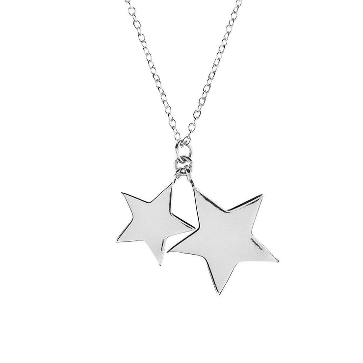 Double Star Necklace - LÁTELITA - 3