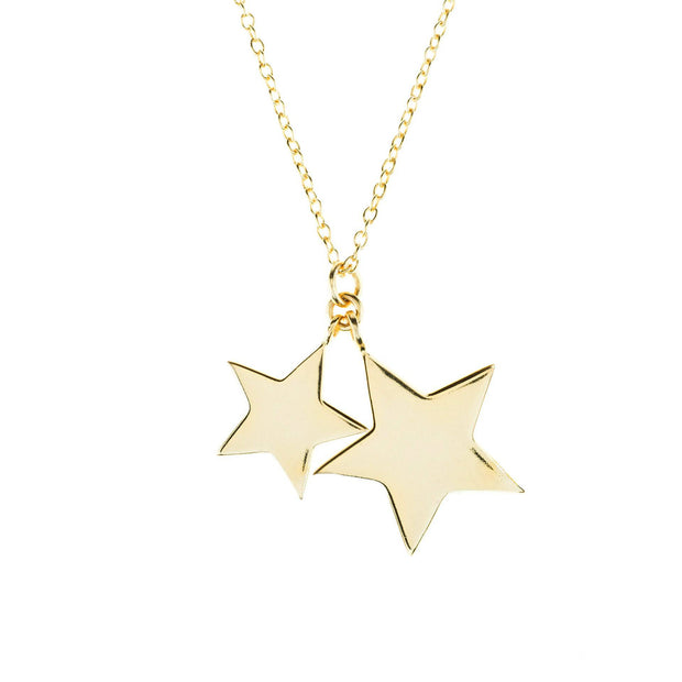 Double Star Necklace - LÁTELITA - 2
