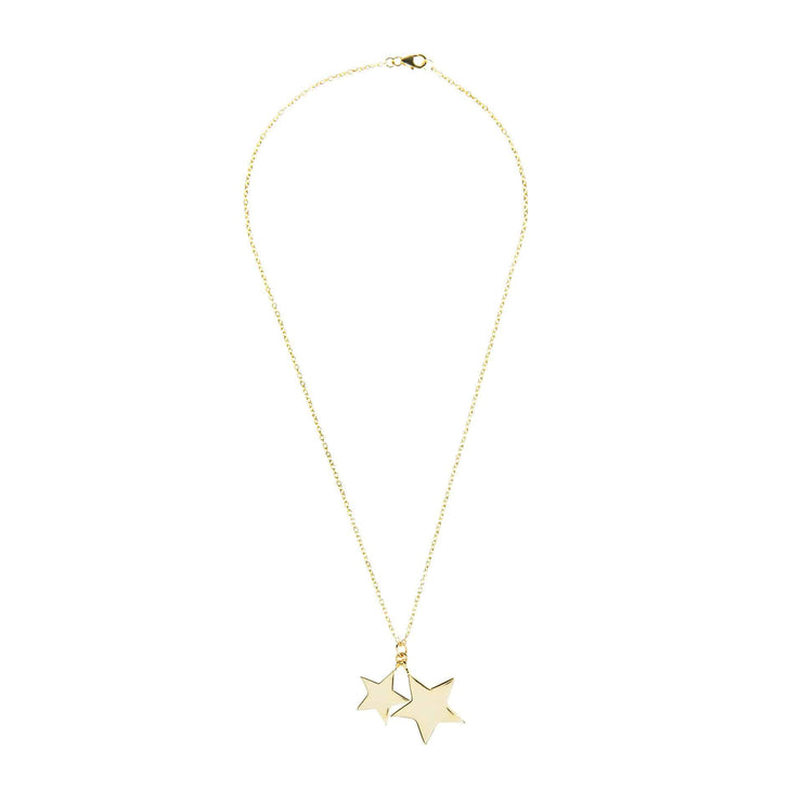 Double Star Necklace - LÁTELITA - 8