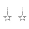 Large Open Star Earring - LÁTELITA - 3