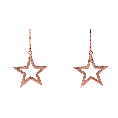 Large Open Star Earring - LÁTELITA - 1