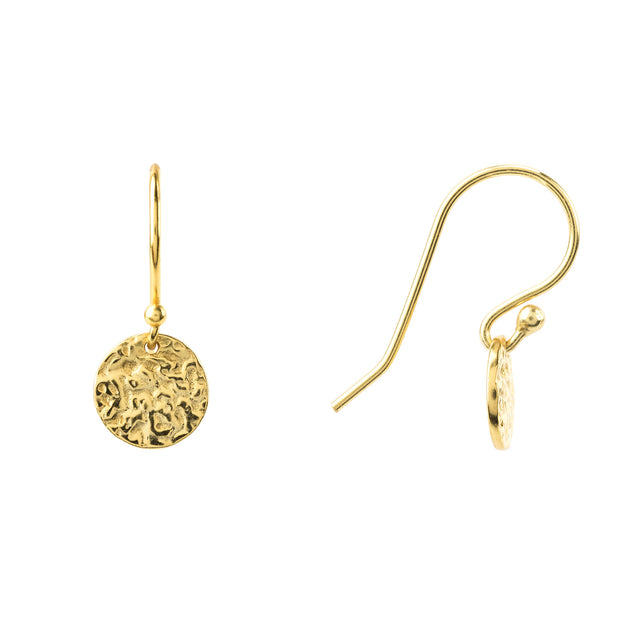 Cosmic Full Moon Earring - LATELITA