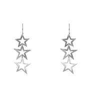 Triple Open Star Earring - LÁTELITA - 3