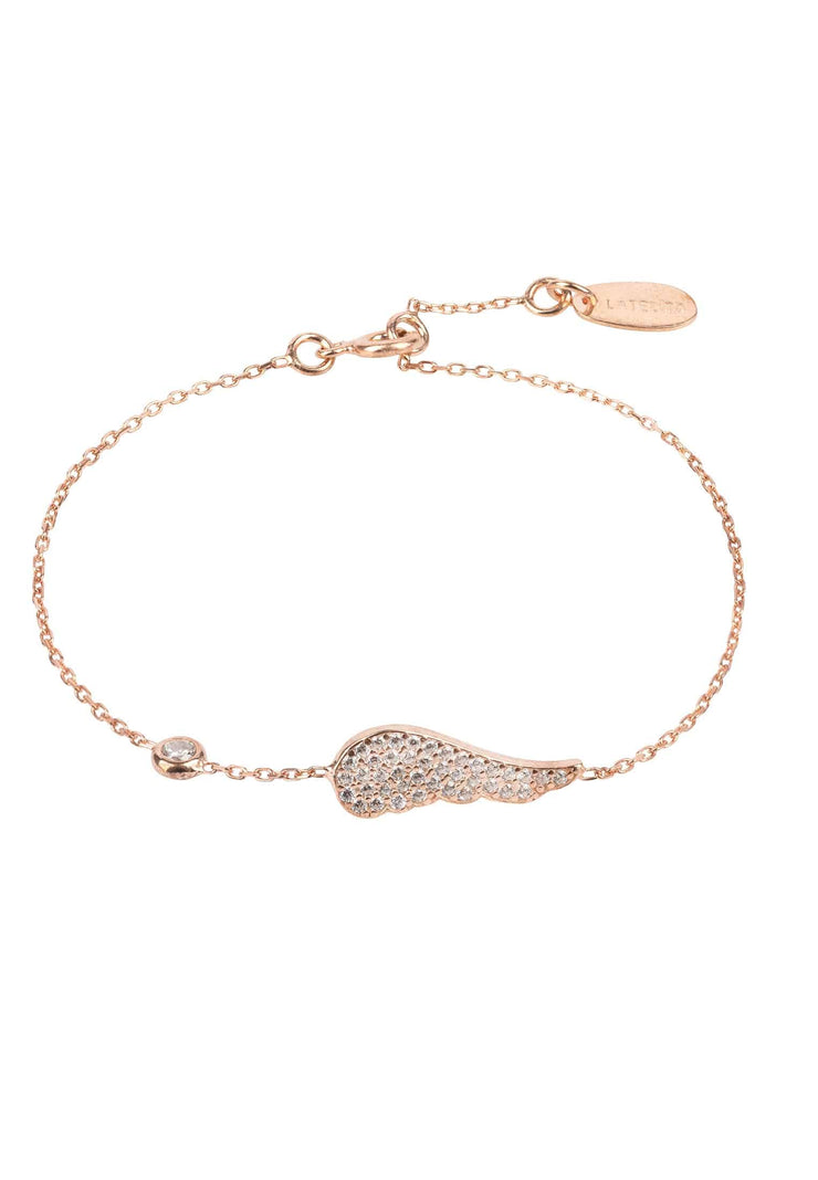 Angel Wing Bracelet - LATELITA