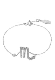 Zodiac Horoscope Star Sign Bracelet Scorpio
