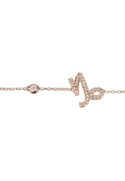 Zodiac Horoscope Star Sign Bracelet Capricorn - LATELITA