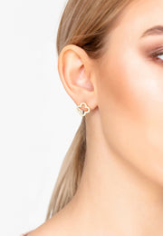 Open Clover Earring - LATELITA