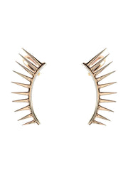 Cosmic Spikey Ear Cuff - LATELITA