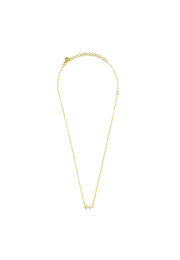 Diamond Zodiac Necklace Gold Sagittarius - LATELITA