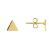 Triangle Cosmic Stud Earrings - LÁTELITA - 5