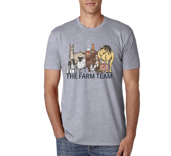 Men's Farm Team Short Sleeve T-Shirt