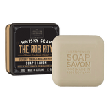 THE ROB ROY SOAP IN A TIN