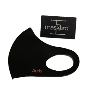 Face Mask Stand by Maskard